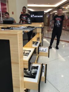 La_Moustache_loja_física_Shopping_Iguatemi_Campinas_Vendedores