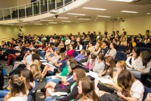Palestra realizada em Ribeirao Preto em abril