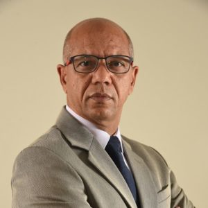 Professor Erivaldo Costa Vieira